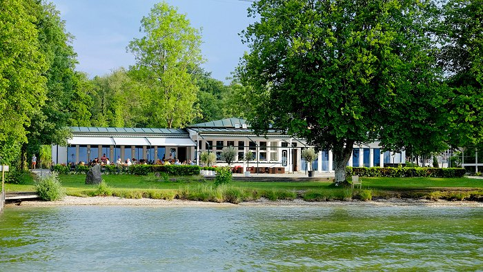 Eine traumhafte Hochzeitslocation, direkt am Starnberger See