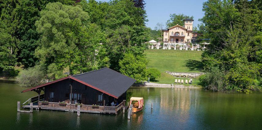 LA VILLA, eine traumhafte Hochzeitslocation direkt am Starnberger See