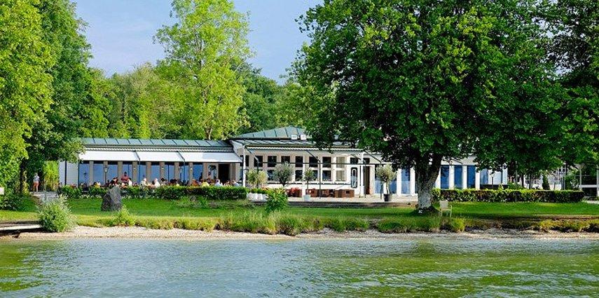 Bischoffs Haus am See: Hochzeits-DJ ANUSCH präsentiert die schönsten Hochzeitsloctions