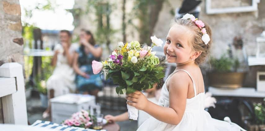 5 Tipps vom Hochzeits-DJ für eine gelungene Feier mit Kindern