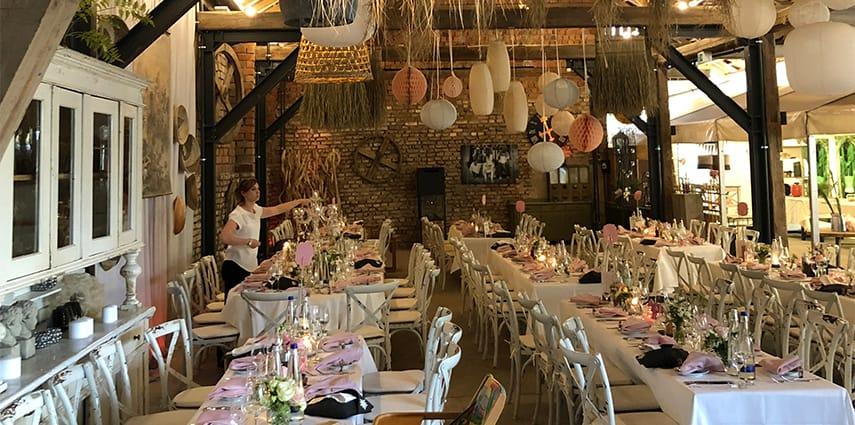 Über die Größe der Hochzeitgesellschaft – 5 Tipps von DJ ANUSCH